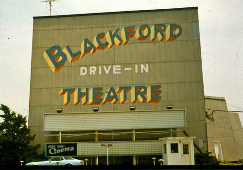Blackford Drive-in