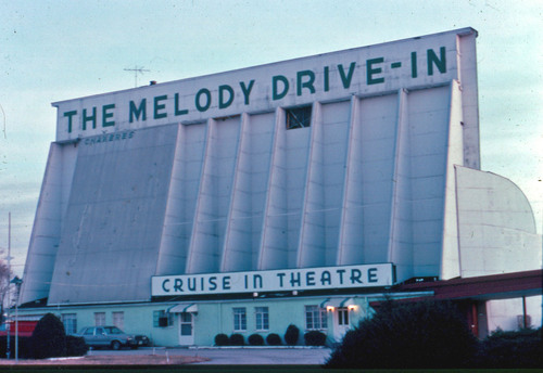 Melody Cruise-In Theatre